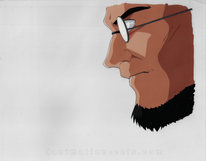 Evangelion Gendo Episode 1 Cel Layer